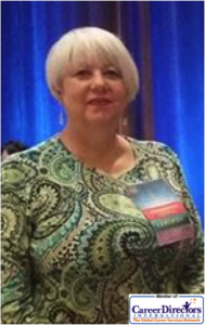 Posey Salem at the 2015 Career Directors International Conference